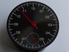 Cadran montre MONO Aiguille ETA UNITAS 6498 Single hand watch dial SET 36.4mm BK