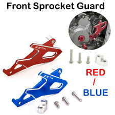 CNC Front Sprocket Chain Cover Guard Protector for Honda CRF250L 2013-2018 RE/BU