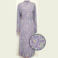 M&S High Neck Ditsy Floral Midi Tea Day Dress NEW RRP £39.50 (UK Size 22 & 24)