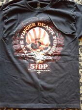 Five Finger Death Punch The Way of the Fist shirt used M