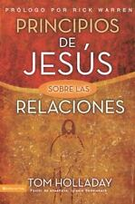 NEW - Principios de Jesus sobre las relaciones (Spanish Edition)