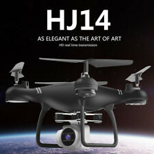 Wifi HJ14W Remote Control RC Drone Airplane Selfie Quadcopter with HD Camera