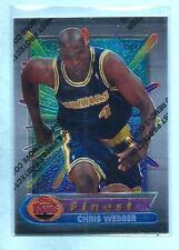 CHRIS WEBBER 1994-95 Finest #120 - Golden State Warriors - Combined Shipping