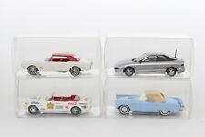 1:87 Ford Mustang, Ford Thunderbird, Ford Probe   Busch   Modellauto Konvolut H0