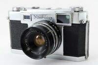 Yashica 35 Rangefinder Yashinon 45mm 4.5cm f/2.8 [Exc+++] From Japan [5890]