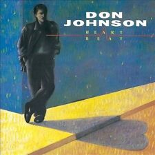 DON JOHNSON: HEARTBEAT CD! 1986 ORIGINAL EPIC PRESSING EK 40366! OOP MINT!