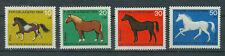 Berlin Briefmarken 1969 Pferde Mi.Nr.326-329** postfrisch