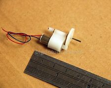 061a: 1 set 2.8g 50000Rpm Brushed Motor w/Gear Box(5.3:1)for micro RC AirPlane