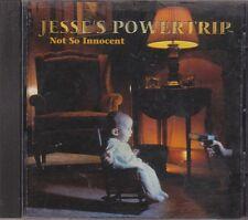 JESSE'S POWERTRIP - not so innocent CD