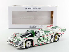 Norev Porsche 962C 1000km Mugello 1985 Bellof / Boutsen #19 1/18 LE of 1000 New