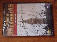 $$$ DVD Le Monde en guerre 39-4542 annee-charniereItalieBirmanieAngleter