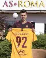 Stephan El Shaarawy Maglia n° 92 As Roma taglia M