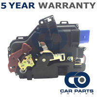 Front Left Door Lock Actuator For Porsche Seat Skoda VW Solenoid Locking Relay