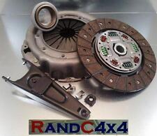 5551k Land Rover Discovery 300 TDI estreme utilizzare 3 Part KIT FRIZIONE CUSCINETTO & fork