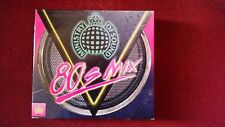 MINISTRY OF SOUND-80S MIX 4CDS-HUMAN LEAGUE/ABC/YAZOO/SOFT CELL