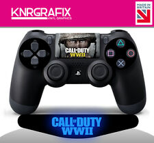 KNR6649 COD CALL OF DUTY WWII 2 TOUCHPAD & LIGHTBAR DECAL STICKER SET