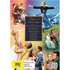 Rodgers and Hammerstein's DVD Collection: The Sound of Music/The King and I R4