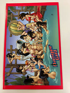 IDW: DANGER GIRL: TWENTY YEARS: NM CONDITION: RE - YOU ONLY LIVE TWICE CVR RARE!
