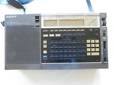 SONY ICF-2010, AM/FM/LW/MW/SW RECEIVER