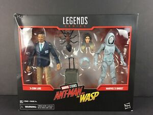 Marvel Legends Series Ant-Man and The Wasp X-Con Luis and Ghost Figure Brand New