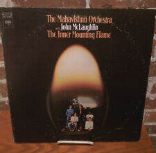 Mahavishnu Orchestra, John Mclaughlin, Inner Mounting Flame, Columbia LP VG+/NM