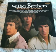 THE WALKER BROTHERS - MAKE IT EASY ON YOURSELF LP