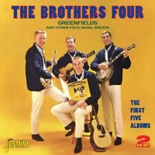 The Brothers Four, B - Greenfields & Other Folk Music Greats [New CD]