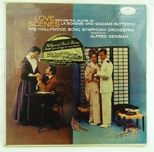 Hollywood Bowl Symphony - Love Scenes (Capitol P-8516) Madame Butterfly