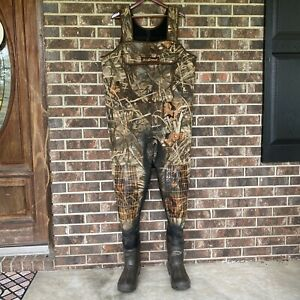 Lacrosse Waders Advantage Max-4 HD Duck Blind 1000g Ultra Thinsulate Size 11