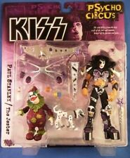 McFarlane Toys KISS Psycho Circus Set Of 4 Ultra Action Figures 1998 Sealed