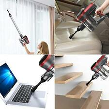 Rechargeable & Lightweight Cordless Stick Vacuum Cleaner 3 Stages Filtration
