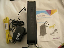 Netgear N300 C3000 Wi-Fi Cable Modem Router