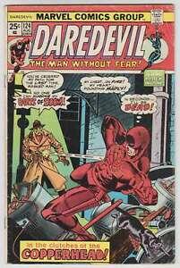 L8429: Daredevil #124, Vol 1, VG Condition