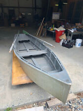 Hand Built 12' Vintage Rowboat Skiff