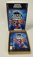 City of Heroes (PC, 2004) Complete In Box!