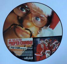 """BO SELECTA Proper Crimbo 12"""" Sony 8287658141 UK 2003 VG++ PIC DISC"""