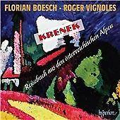Florian Boesch/Roger Vignoles - Krenek: Reisebuch aus den österreichischen Alpen