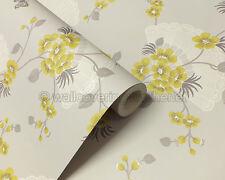 """"""" Glitter Oriental Fan """" Wallpaper by Holden Decor (pattern no 11572)"""