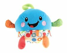 Fisher Price GIGGLE GANG CURLY PLUSH TOY Baby Stuffed Batteries Included NEW