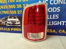 2013 14 15 16 17 18 DODGE RAM LEFT DRIVER LED TAIL LIGHT 68093079AC  *P946*