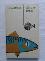 Ostseefische, DDR-Fachbuch erfolgreich Angeln 1981