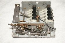 HALDA TWINMASTER TWM2 PLASTIC CASE COUNTERS, FOR PARTS OR REPAIR
