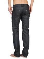 NWT DIESEL SAFADO 008Z8 Jeans 27 X 32 Regular slim Straight dark Blue denim NEW