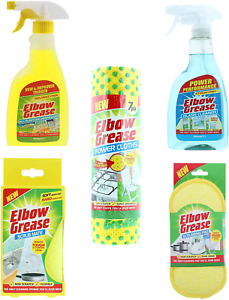 Elbow Grease Cleaning Bundle