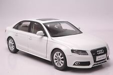 Audi A4L 2010 car model in scale 1:18