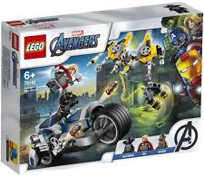 LEGO Marvel Super Heroes 76142 - Avengers Speeder Bike Attack