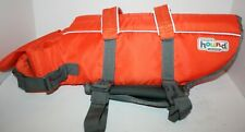 Outward Hound Granby Splash Life Jacket Reflective w/Rescue Handles - Med