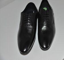 NUOVO Designer INTRIGO Italia Uomo Nero Pelle Ufficio Formale Smart Scarpe Eleganti 7