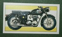 MATCHLESS MERCURY  350CC G3  Motor Cycle  Original Vintage Card