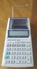 Casio Hr-8Te 12 Digit Printer Tax & Exchange Calculator Desktop